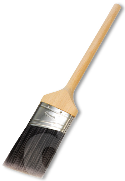 Pioneer Spirit Cutter Angled Oval Technofil Paint Brush