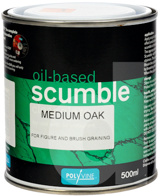 Polyvine Pre-tinted Traditional Oil Scumble