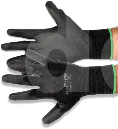 PU Grip Glove (Black)