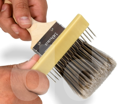 Pro Paint Brush Comb