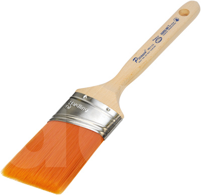 Proform Chisel Picasso Oval Angled Paint Brush US Handle PIC11