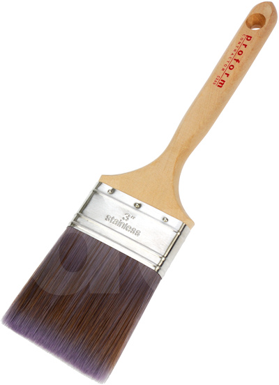 Proform Contractor Flat Sash Paint Brush US Handle CS