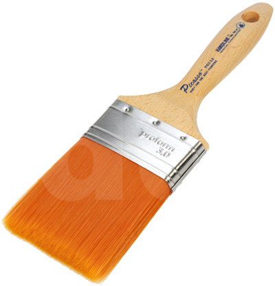 Proform Picasso Flat Wall Paint Brush Beavertail PIC2