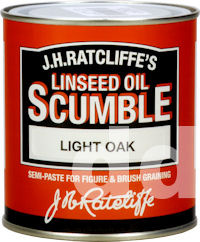 J H Ratcliffe's Linseed Oil Scumble