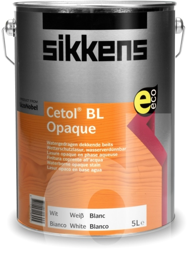 sikkens cetol bl opaque satin paint. Black Bedroom Furniture Sets. Home Design Ideas