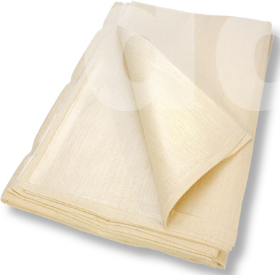 Plastic Backed Cotton Twill Dust Sheet 12 x 9 ft