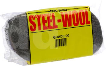 Graded Steel Wool