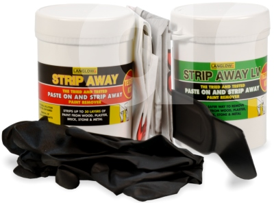 Strip Away Paint Remover Sample Tester Kit