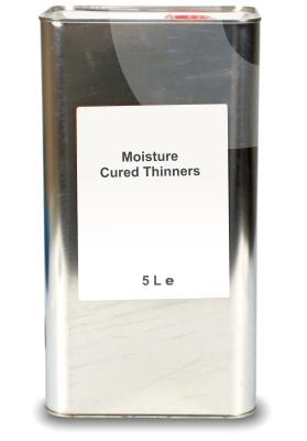 Moisture Cured Thinners