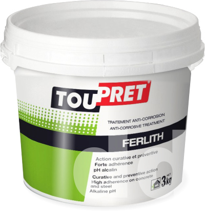 Toupret Ferlith - Anti Corrosion Treatment