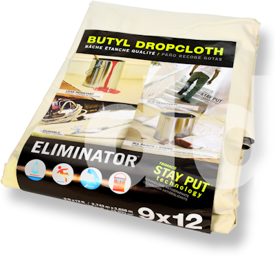 Trimaco Eliminator Drop Cloth / Dust Sheet