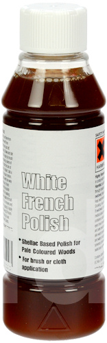 White French Polish