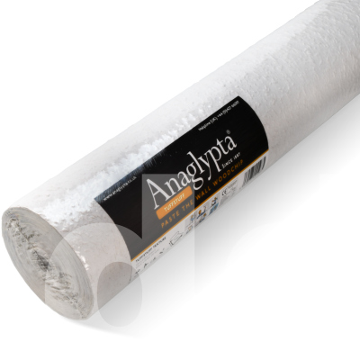 Anaglypta Woodchip Paste The Wall Wallpaper 20m - Super Heavy (165)