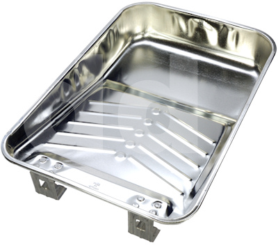 12 inch Hefty Deep Well Metal Paint Tray