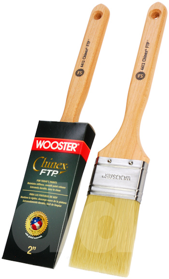 Wooster Chinex FTP Flat Sash Paint Brush
