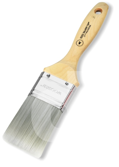 Wooster Silver Tip V Paint Brush