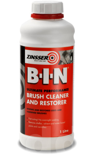 Zinsser BIN Brush Cleaner and Restorer