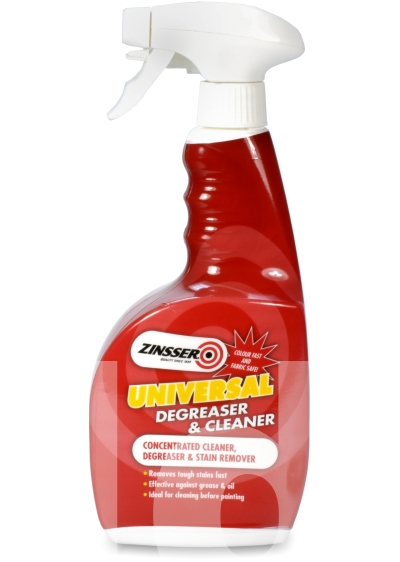 Zinsser Universal Degreaser Cleaner