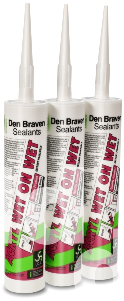 Zwaluw Wet on Wet Decorators Caulk 310ml